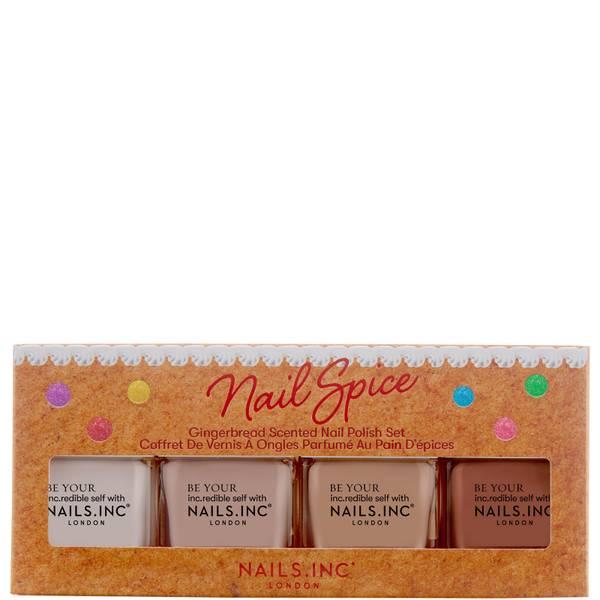 spikar inc. Nail Spice Quad