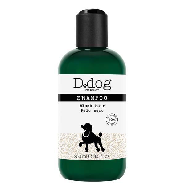 D.Dog Shampoo - Black Hair 250ml