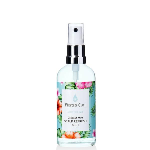 Flora & Curl Coconut Mint Scalp Refresh Mist 100ml