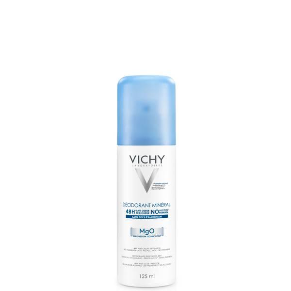 VICHY 48 Hour Mineral Deodorant Spray 125ml
