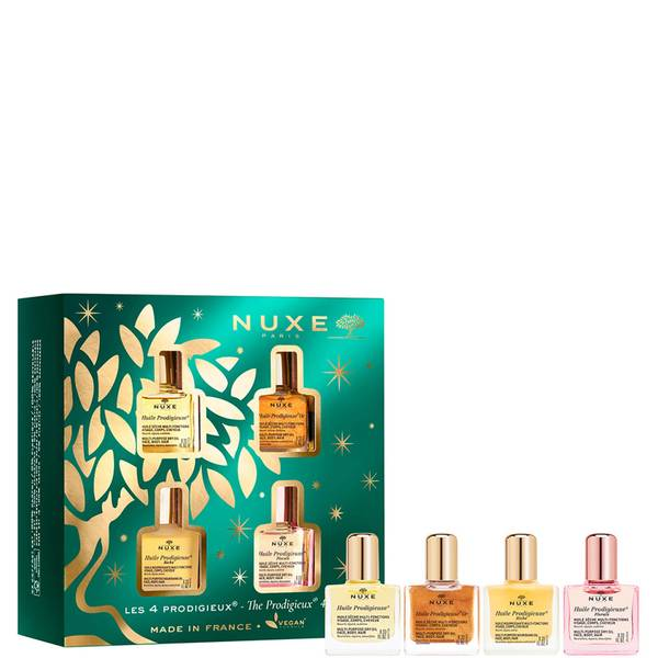 Nuxe Prodigieux® Gift Set With All 4 Varieties