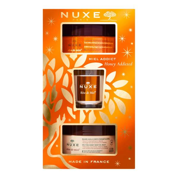Set cadeau Nuxe Rêve De Miel Honey Addict