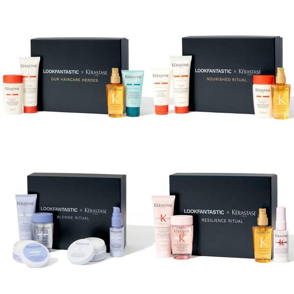 LOOKFANTASTIC x Kérastase Beauty Boxes – Edition Limitée