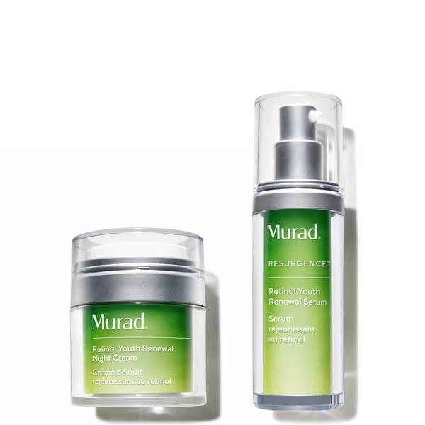 Murad Retinol Day & Night Bundle (Worth £148.00)