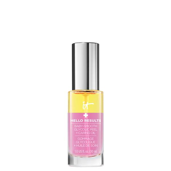 IT Cosmetics Hello Results Peel Baby-Smooth Glycolic and Oil Facial 30ml