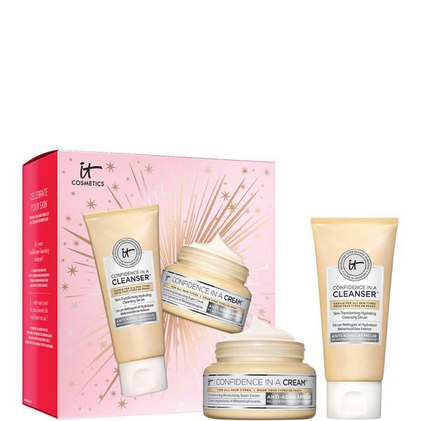 IT Cosmetics Celebrate Your Skin Set de soins de la peau