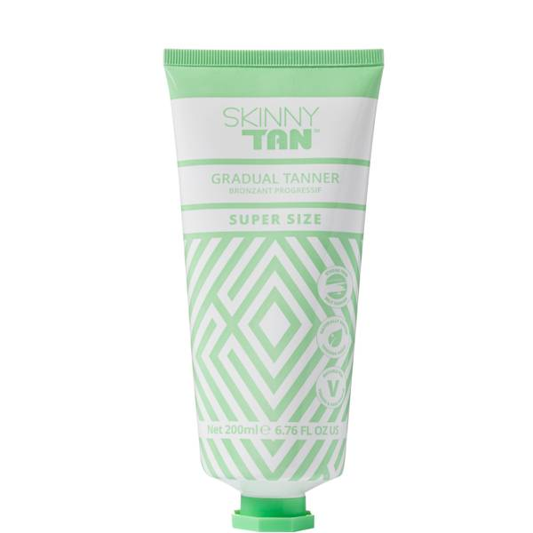 Skinny Tan Gradual Tanner Super Size 200ml