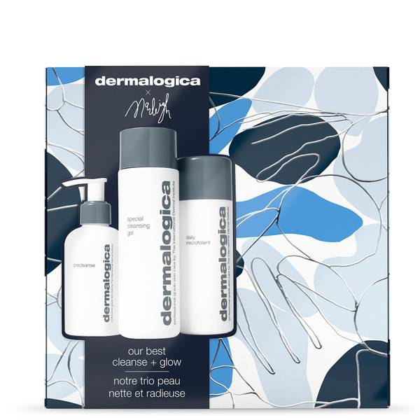 Dermalogica Our Best Cleanse and Glow Set