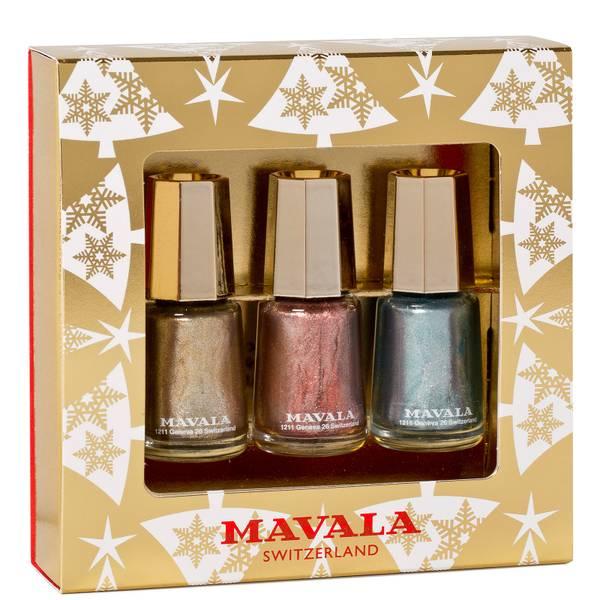 Mavala Gold Trio Cyber