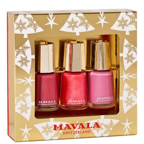 Mavala Gold Trio Naken