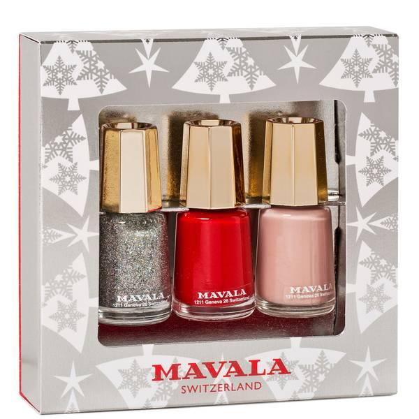 Mavala Silver Trio Sparkling