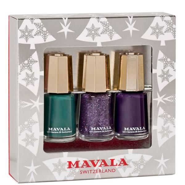 Mavala Silver Trio Winter