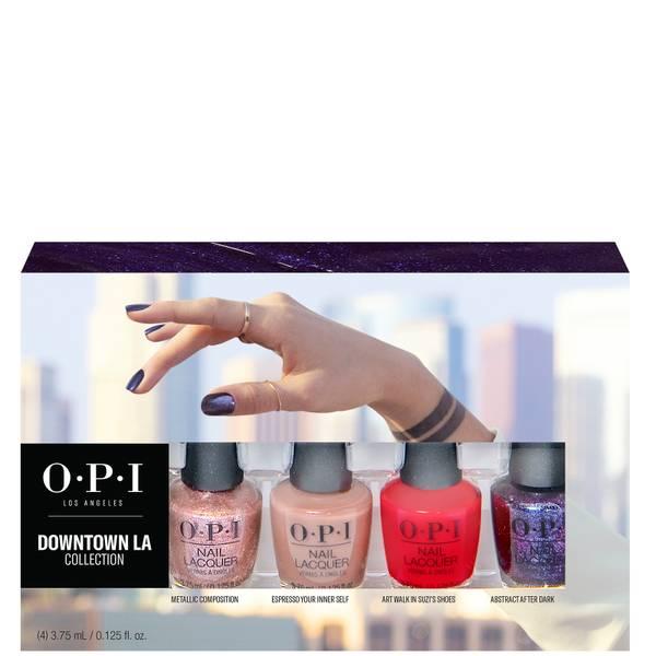 OPI Nail Polish DTLA Collection Nail Polish Gift Set 4 x 3.75ml