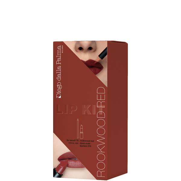 Kit lèvres rouges Diego Dalla Palma Rookwood