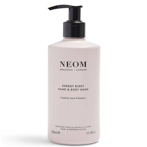 NEOM Energy Burst Hand & Body Wash 300ml