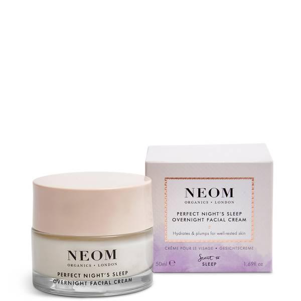NEOM Perfect Night's Sleep Overnight Facial Cream 50ml