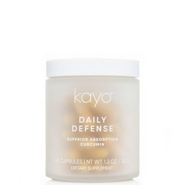 Kayo Body Care Daily Defense Superior Absorption Curcumin 60 capsules