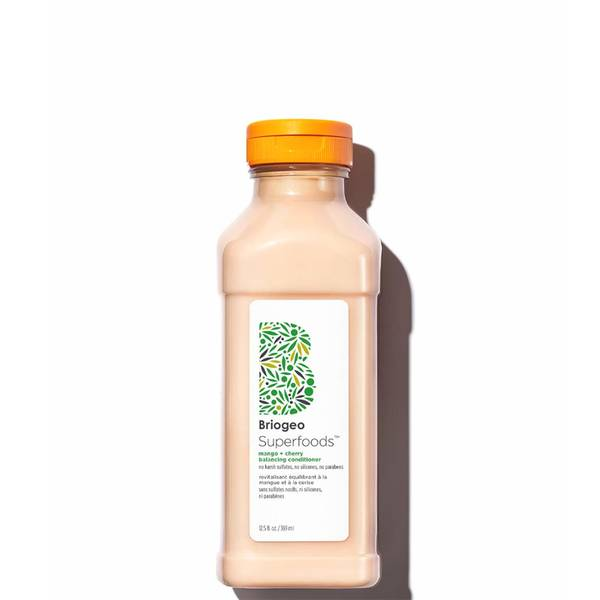 Briogeo Superfoods Mango Cherry Oil Control Balancing Conditioner 12.5 fl. oz.