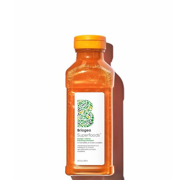 Briogeo Superfoods Mango Cherry Oil Control Balancing Shampoo 12.5 fl. oz.