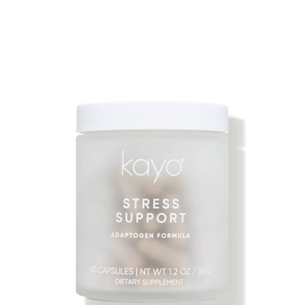 Kayo Body Care Stress Support Adaptogen Formula 60 capsules