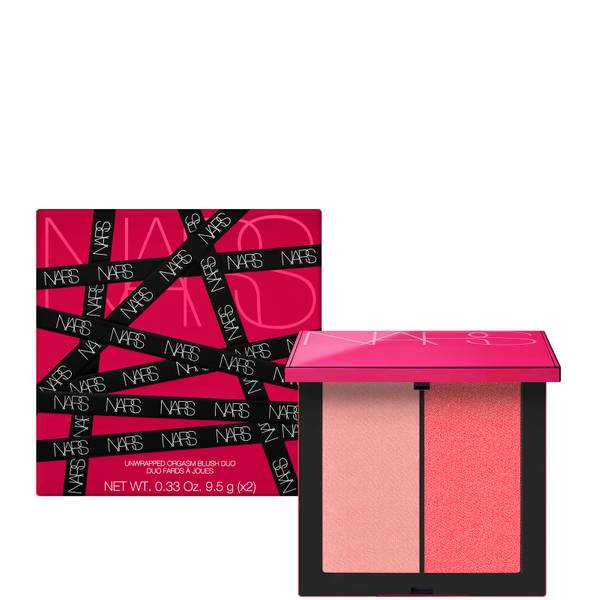 NARS Unwrapped Orgasm Blush Duo Gift Set