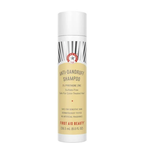 First Aid Beauty Anti-Dandruff Shampoo with 1 Pyrithione Zinc 8fl. oz.