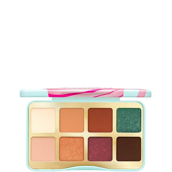Too Faced Limited Edition Christmas Coffee Doll-Size Eyeshadow Palette