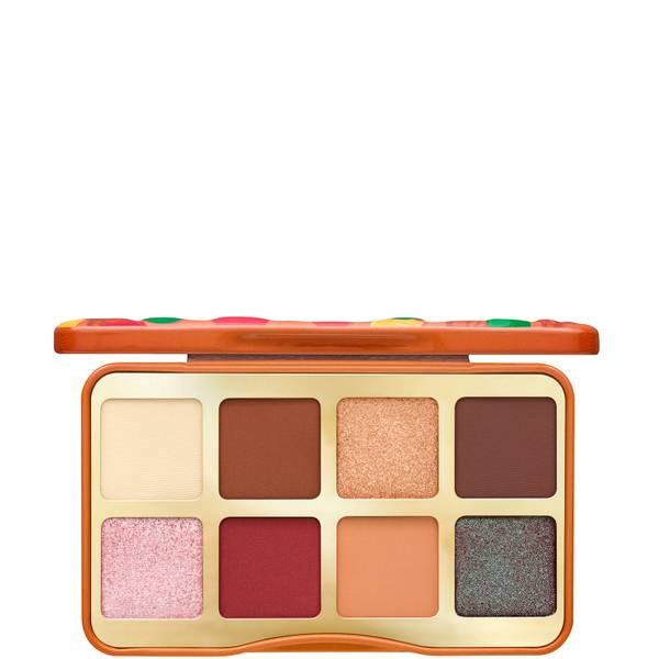Too Faced Limited Edition Forbidden Fruitcake Doll-Size Eyeshadow Palette