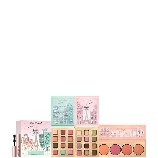 Too Faced Limited Edition Christmas in The City Makeup Set