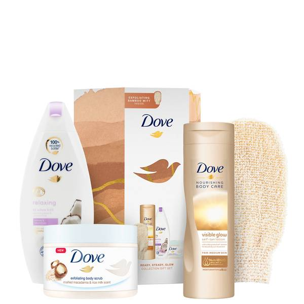 Dove Ready Steady Glow Collection ギフトセット
