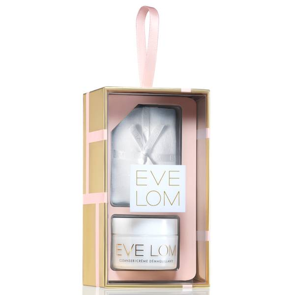 Eve Lom Holiday Iconic Cleanse Ornament Set