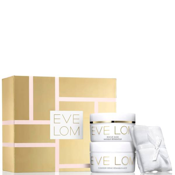 Eve Lom Holiday Rescue Ritual Gift Set