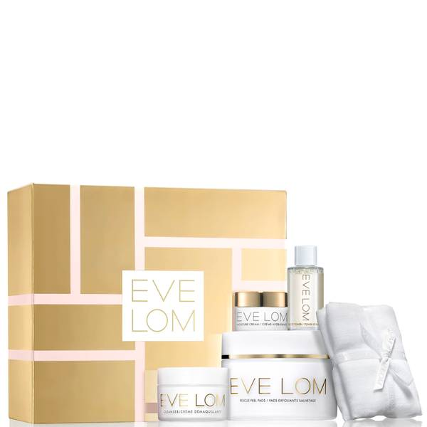 Eve Lom Holiday Rescue Glow Discovery Set