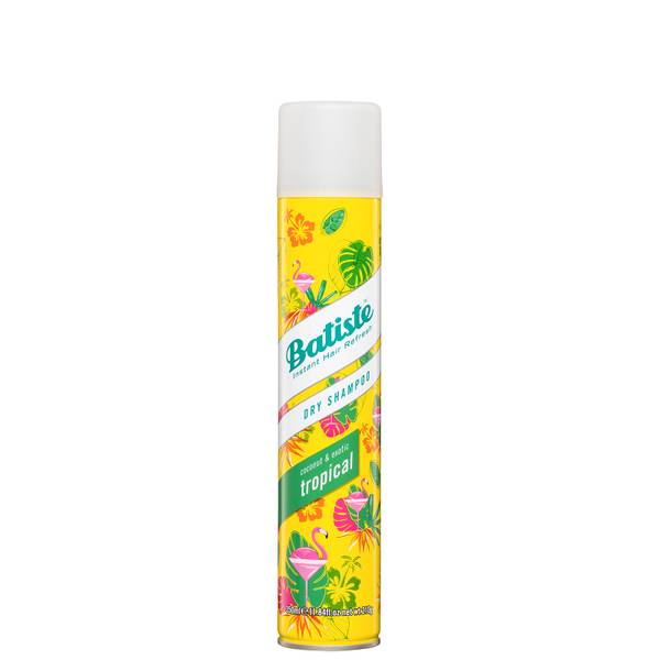 Batiste Tropical Dry Shampoo 350ml