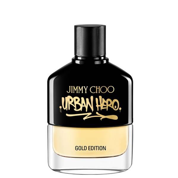 Jimmy Choo Urban Hero Gold Edition Eau de Parfum (Various Sizes)