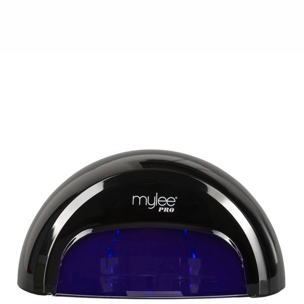 Mylee Pro Salon Series LED Lamp Convex - Black