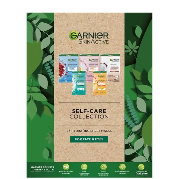 Garnier Sheet Masks Self-Care Collection