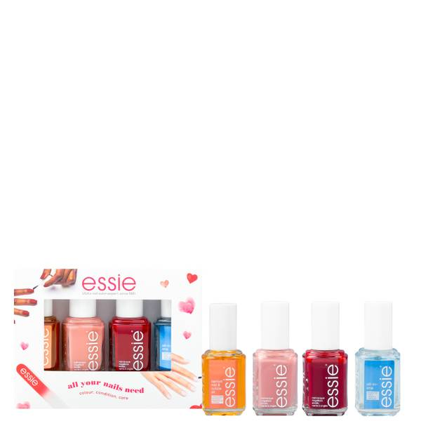 Essie All Your Nails Need Routine Set