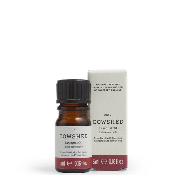 Cowshed Cosy Fragrance Oil