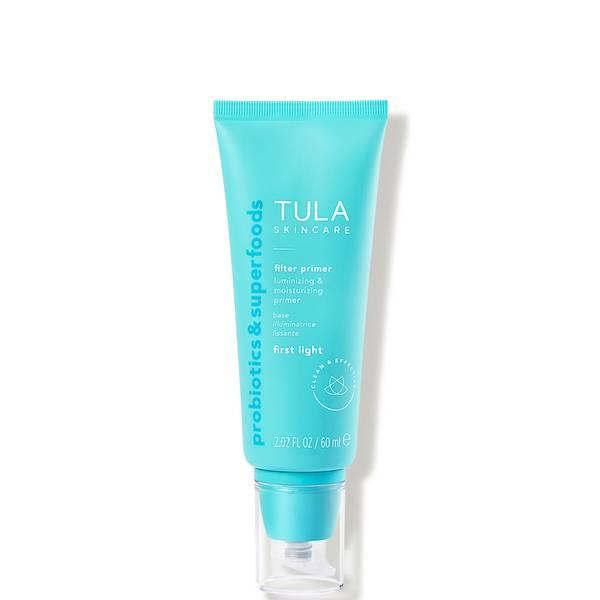 TULA Skincare Face Filter Blurring Moisturizing Primer - Supersize 2 oz.