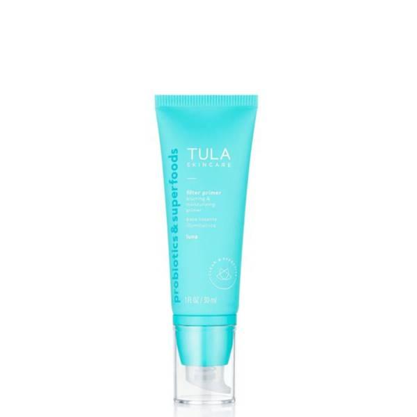 TULA Skincare Filter Primer Blurring Moisturizing Primer 1 oz.