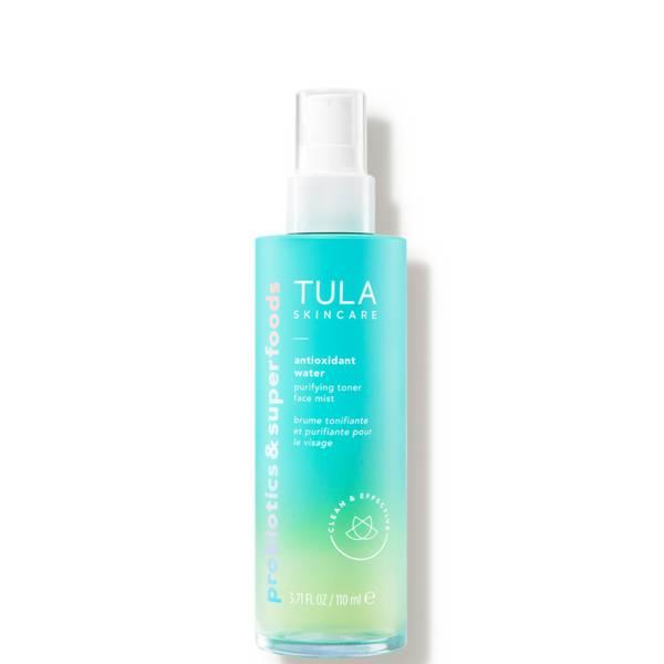 TULA Skincare Antioxidant Water Purifying Toner Face Mist 3.72 fl. oz.