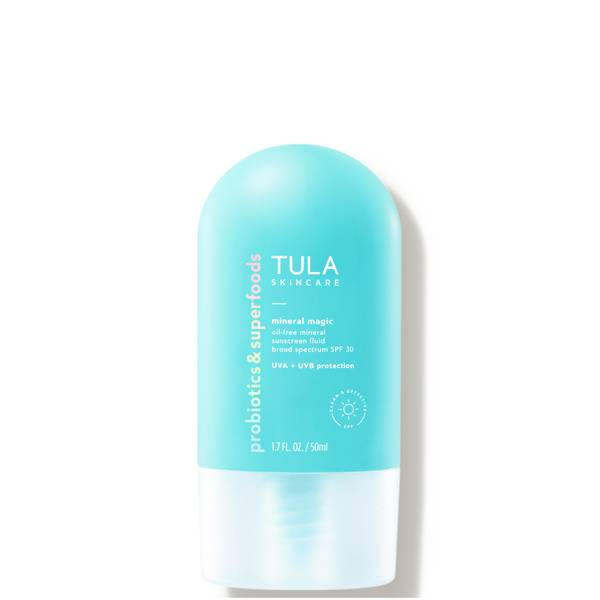 TULA Skincare Mineral Magic Mineral Sunscreen Fluid Broad Spectrum SPF 30 1.52 fl. oz.