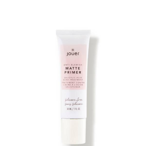 Jouer Cosmetics Anti-Blemish Matte Primer Salicylic Acid Acne Treatment 30 ml.