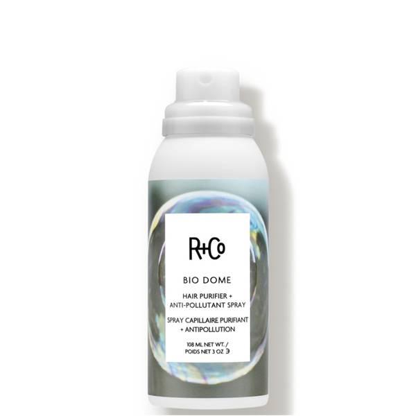 R+Co BIO DOME Hair Purifier Anti-Pollutant Spray 3 oz.
