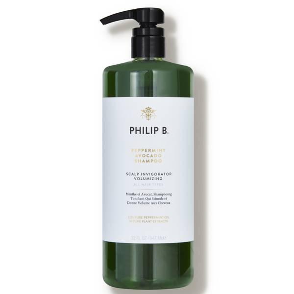 Philip B. Peppermint Avocado Shampoo 947 ml.
