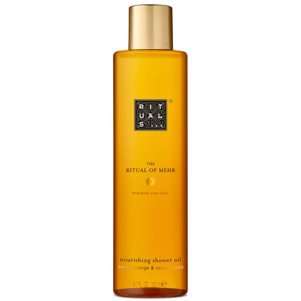 Rituals The Ritual of Mehr Shower Oil 200ml