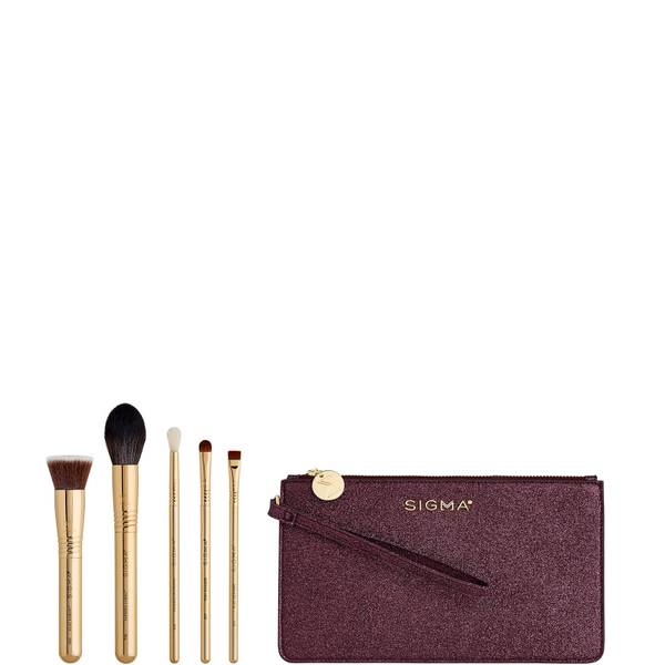Sigma Beauty Obsessed Brush Set
