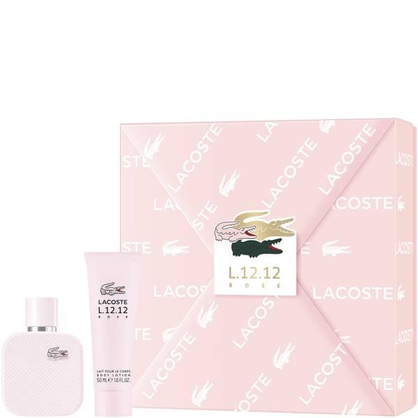 Lacoste L.12.12 Pure Femme Eau De Parfum 50ml Gift Set