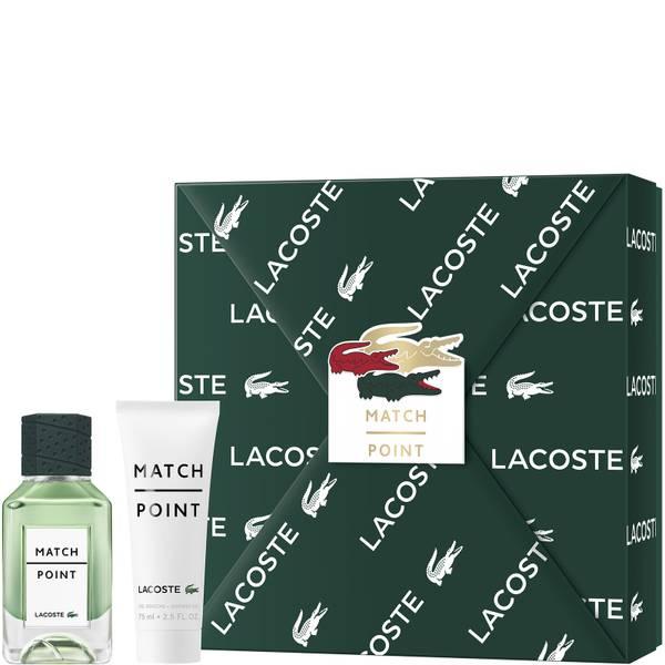 Set regalo Lacoste Match Point For Him Eau De Toilette 50ml
